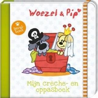 Uitzonderlijk Woezel en Pip Mijn chreche en oppasboek #GD66