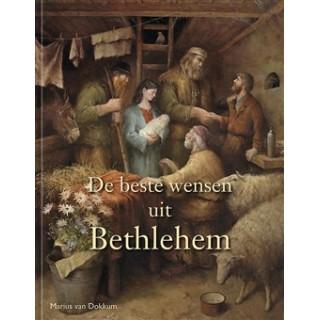 Kerstverhaal in prentenboek De beste wensen uit Bethlehem