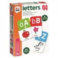 Ik leer letters Jumbo