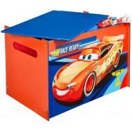 Speelgoedbank opbergkist disney Cars