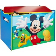 Houten Speelgoedkist Disney Mickey
