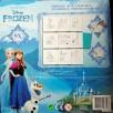 Frozen prikblok met anna en elsa