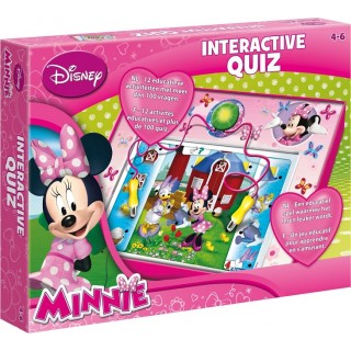 Minnie interactief spel Quiz