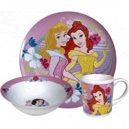 Disney ontbijt set Princess of Minnie