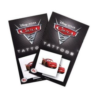 Tattoo Cars 2x