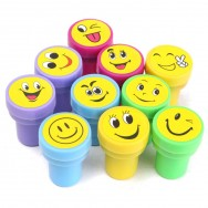 stempel smiley