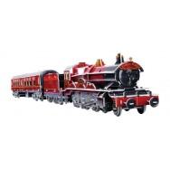 3D puzzel trein nostalgisch