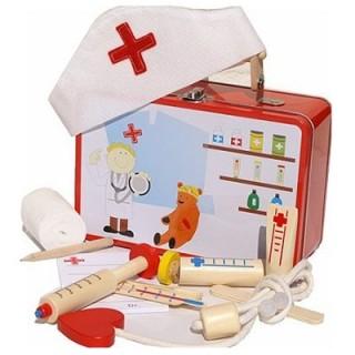 dokterskoffertje simply dokter speelset