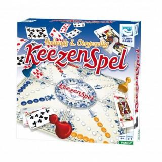 Keezen bordspel 2-6 spelers