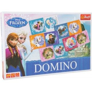 Frozen domino 28 delig