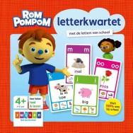 Letter kwartet Rompompom