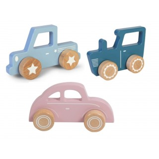 Houten auto little dutch