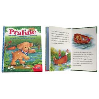 Voorleesboek Praline maakt een boottocht