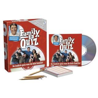 Familie quiz met Ron Brandsteder + CD