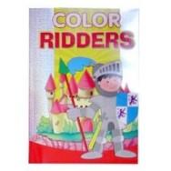 Kleurboek Ridder