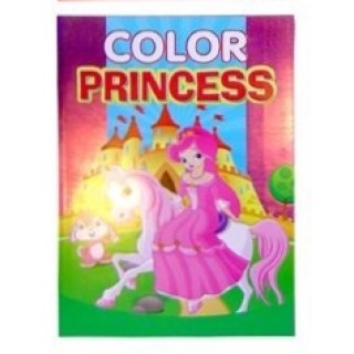 Kleurboek Prinses