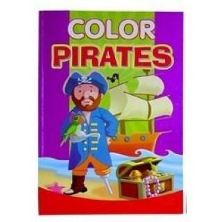 Kleurboek Piraat