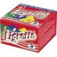 Ligretto kaartspel rood